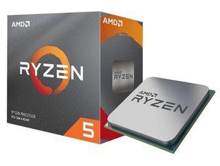 免運 AMD Ryzen 5 5600X 3.7GHz 六核心處理器 R5-5600X 無內顯 (內含風扇)