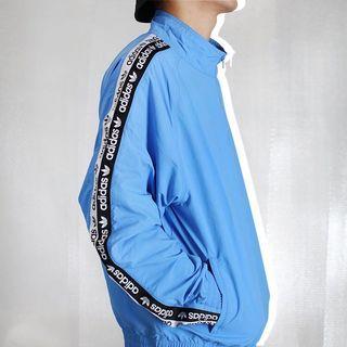 Adidas Original Windbreaker for Men Sport Jacket Coat Long Sleeve Thin Classic Jackets Men Clothes