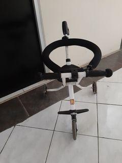 Magic stroller merek Eazystroller (sepeda dorong)