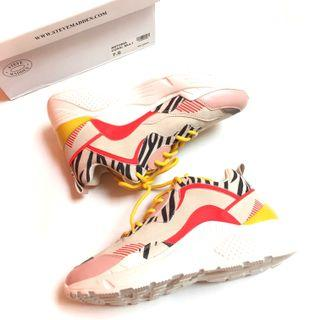 Free Ongkir New Steve Madden Antonia Coral Multicolored Sneakers