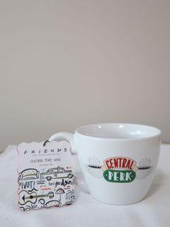 Friend Series Central Perk Mug