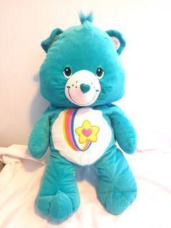 GIANT Care Bear 3 feet tall!