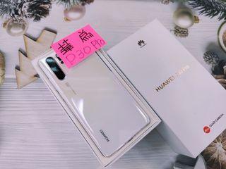 📌庫存新機Huawei P30 Pro 256G 白📌