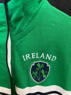 Ireland High Collar Top