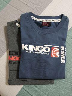 KINGO T恤