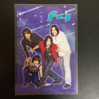 Laminated F4 Photo Card