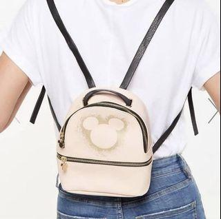 Mini Backpack Typo