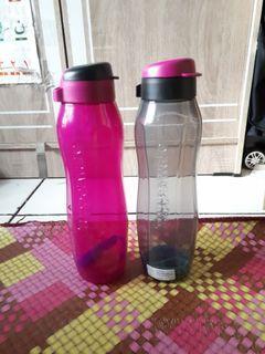 New Eco botol 1 liter tupperware botol minum #antibosan