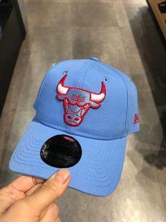 New era 公牛 芝加哥公牛隊NBA隊徽 NE12286215