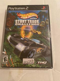 Ps2 Hot Wheels game (Brand New / Never opened)