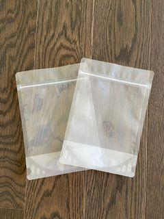 Resealable Pouch