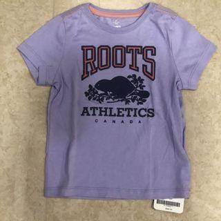 ROOTS 女童短袖T恤