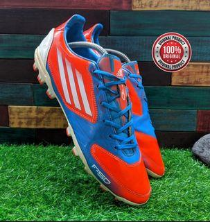 sepatu bola Adidas V21304 F10 TRX AG Infrared white Size 46