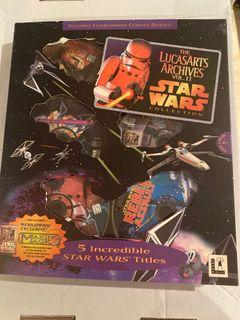 Star Wars Collection PC games