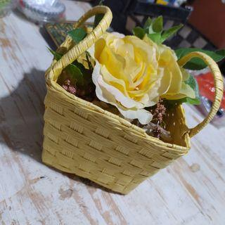Team Kahoy Yellow Artificial Flowers