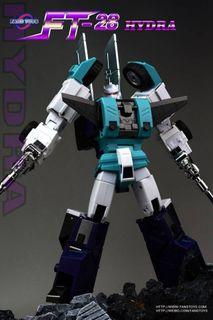 Transformers Fans Toys FT-28 Hydra (Sixshot)