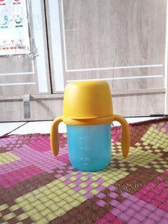 Twinkle sippy cup tupperware 250ml botol minum anak bayi #antibosan