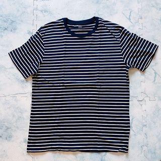 Uniqlo Mens Striped Shirt