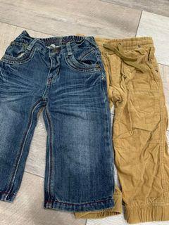 2 set celana