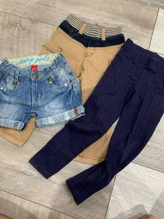 3 set celana