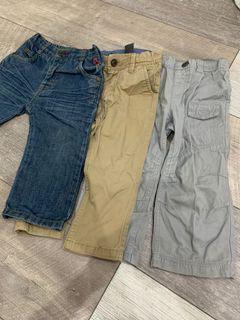 3 sets celana