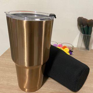 不鏽鋼大容量波霸杯保溫保冷 900ml