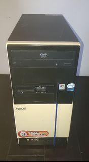 開機即用 一鍵還原 文書上網電腦主機 送入門滑鼠 數量有限