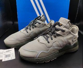 Adidas Originals Nite Jogger UK11 Sport Shoes