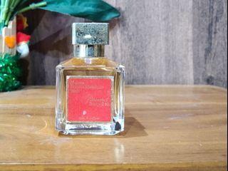 Baccarat  Rouge 540 Parfum