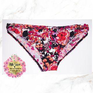 Bikini Bottom Size Large Besar Debenhams ORIGINAL Panties Swimwear Hipster Red Merah Celana Dalam Perempuan Baju Renang Celana Renang Wanita Underwear Swimsuit Ukuran L Fold Pant