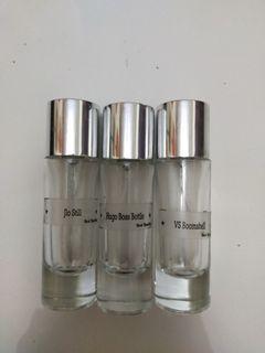 Botol Parfum Kosong Kaca