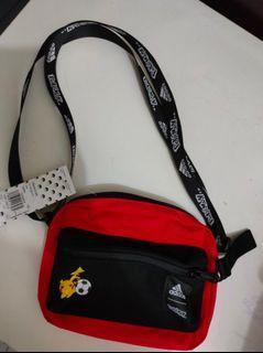 Brand-new! Original Adidas x Pokemon  Crossbody Bag