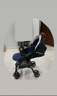 Combi machanacal s stroller