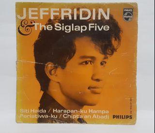 COVER EP JEFFRIDIN THE SINGLAP FIVE