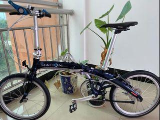 Dahon Mu P8 Foldable Bicycle