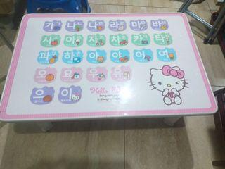 Hello Kitty Folding Table