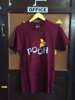 Kaos Cartoon Pooh Disney