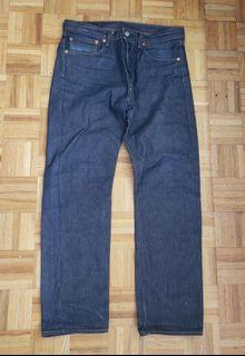 Levis 501 Jeans Button Fly (new)