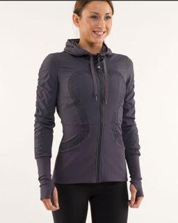 Lululemon Reversible Studio Jacket - Size 4