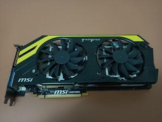 MSI GTX 680 顯卡 vedio card Graphic card 顯示卡 770 960 1050