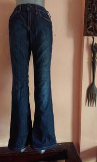 ORI ESPRIT Jeans Boot cut Cutbray Preloved