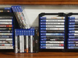 眾多PS4遊戲片販售中(有需要都歡迎詢問)