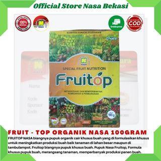 Pupuk Spray Khusus Buah – Fruit Top Nasa – Kemasan 100gr
