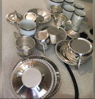 Silver plated Coffee set $285 Now $145