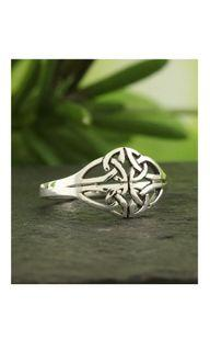 🆕️Sterling Silver Celtic ring