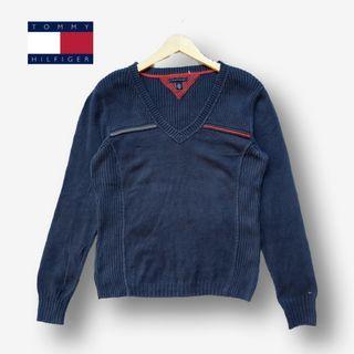 Sweater Rajut Tommy Hilfiger