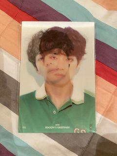 Taehyung SG 2020 Lenticular
