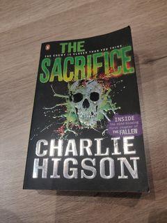 The Sacrifice -Charlie Higson