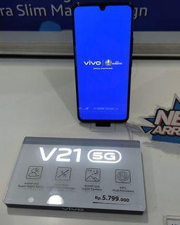 Vivo V21 5G bisa di cicil proses bisa di rumah