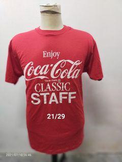 Vtg coca cola 1989
